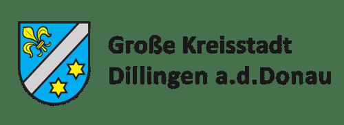 Große Kreisstadt Dillingen a.D. Donau - Logo
