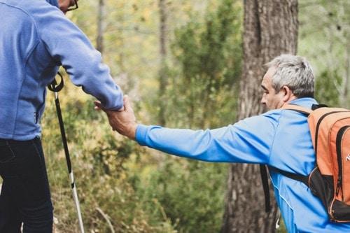 Senioren helfen sich - miteinander füreinander